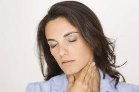 Halsschmerzen und Halsinfektionen